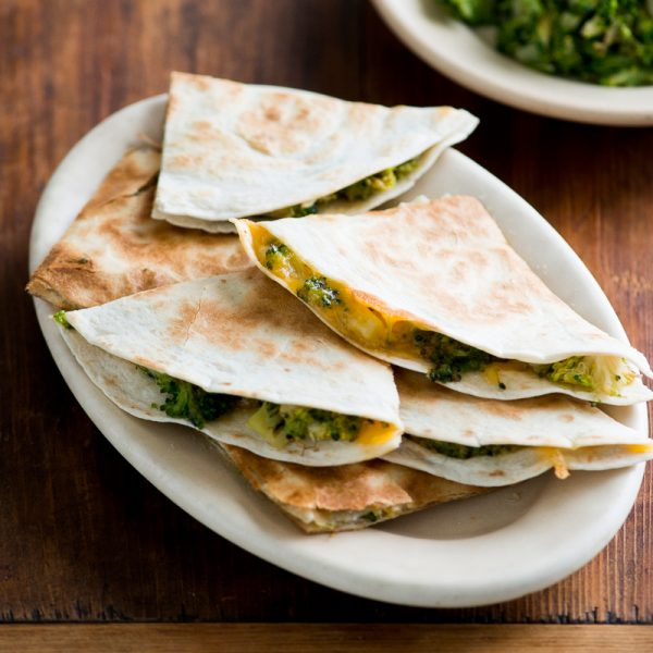 201403-xl-broccoli-cheese-quesadilla