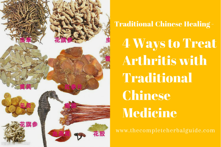 4 Ways to Treat Arthritis with Traditional Chinese Medicine