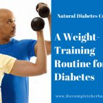A Weight-Training Routine for Diabetes