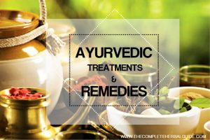 AYURVEDIC TREATMENTS AND REMEDIES BANNER