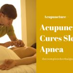 Acupuncture Cures Sleep Apnea