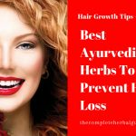 Best Ayurvedic Herbs To Prevent Hair Loss