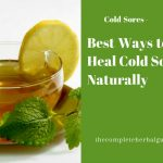 Best Ways to Heal Cold Sores Naturally