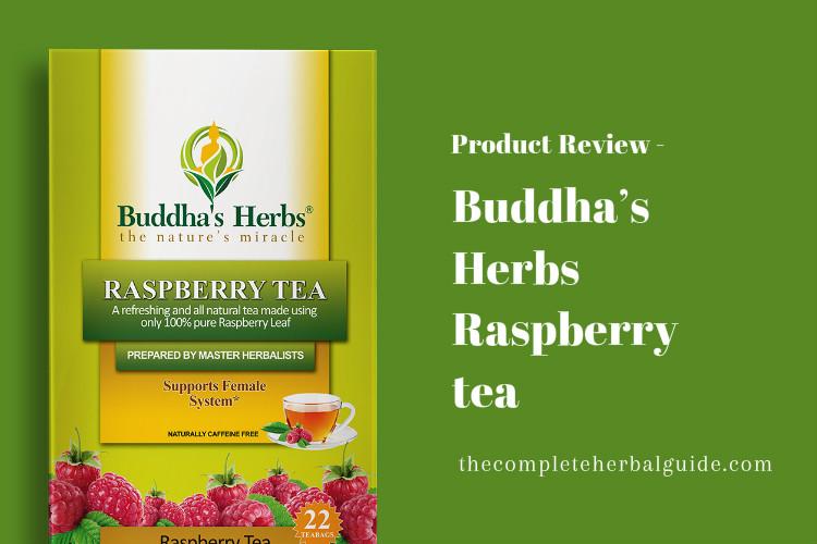 Buddha's Herbs: Raspberry tea