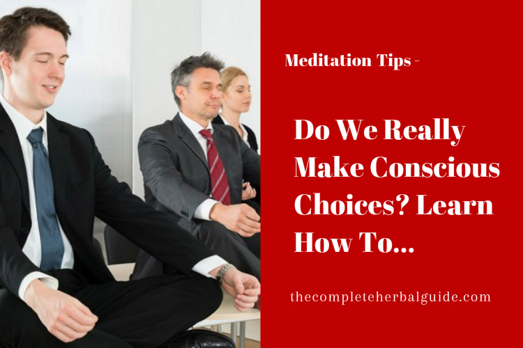 Do We Really Make Conscious Choices? Learn How To...