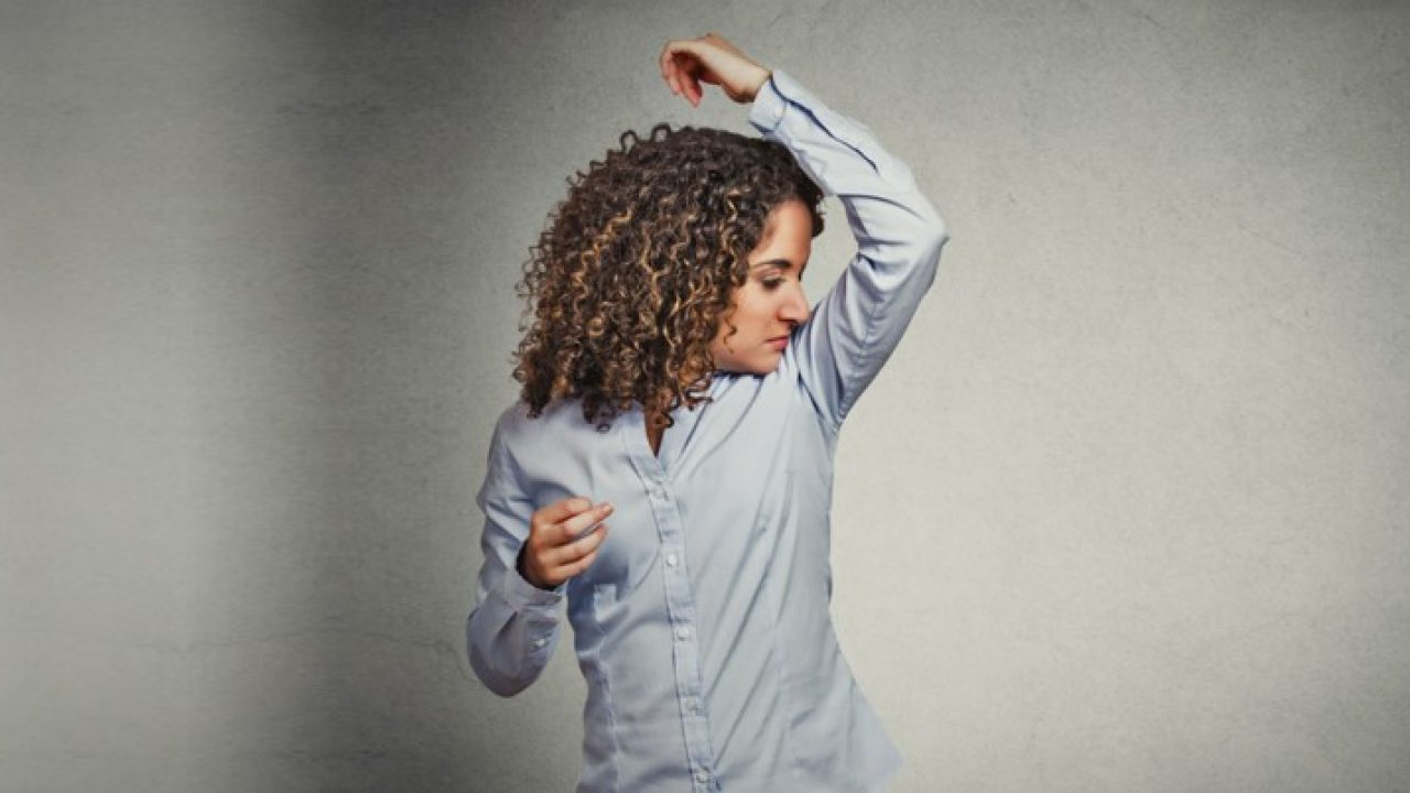 Natural Remedies for Minimizing Odor Due to Underarm Sweat