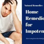 Home Remedies for Impotence