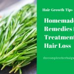 Forehead Baldness Natural Remedies