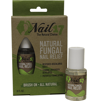 Nail 17 The Natural Choice - NATURAL FUNGAL NAIL RELIEF