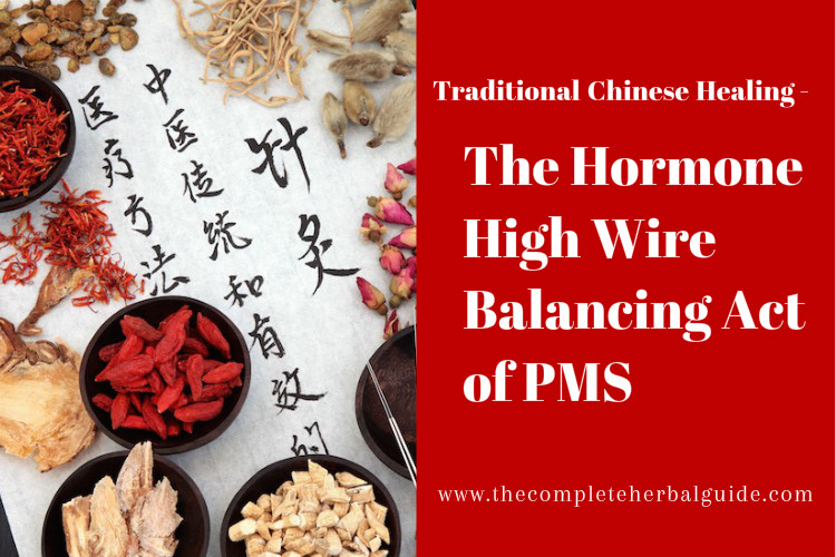 The Hormone High Wire Balancing Act of PMS