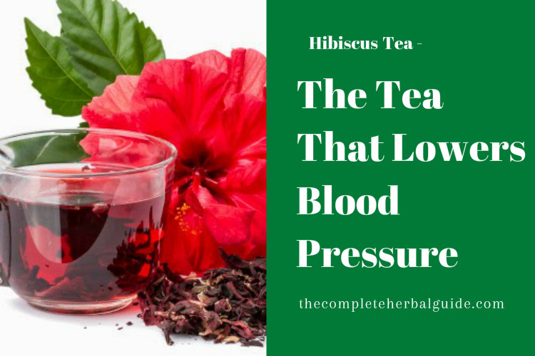The Tea That Lowers Blood Pressure