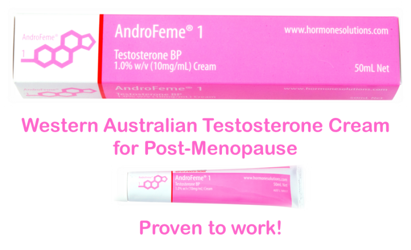 AndroFeme® Testosterone Cream