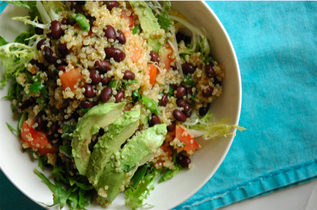 black-bean-quinoa-salad (1) - The Complete Guide to ...