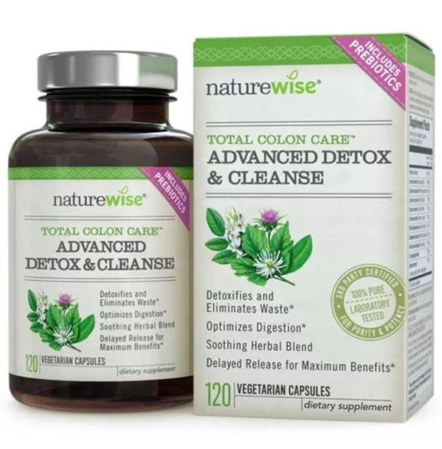 naturewise total colon care advanced detox and cleanse the complete guide to natural healing. Black Bedroom Furniture Sets. Home Design Ideas