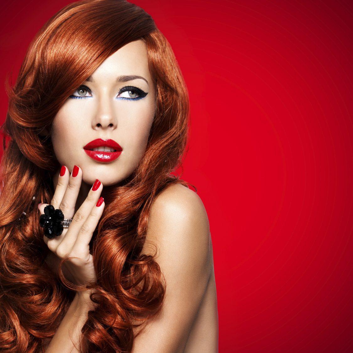 Beautiful hair skin and nails