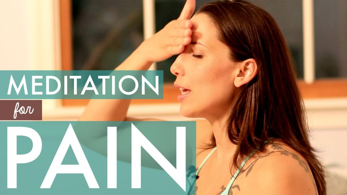 meditation for pain
