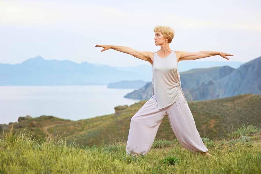 older-woman-yoga-healthy