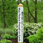 peace-totem-pole-for-healing-garden