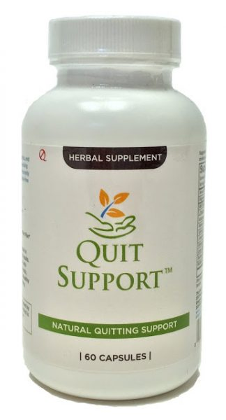 Use Quit Support to STOP smoking: A natural remedy to quit smoking