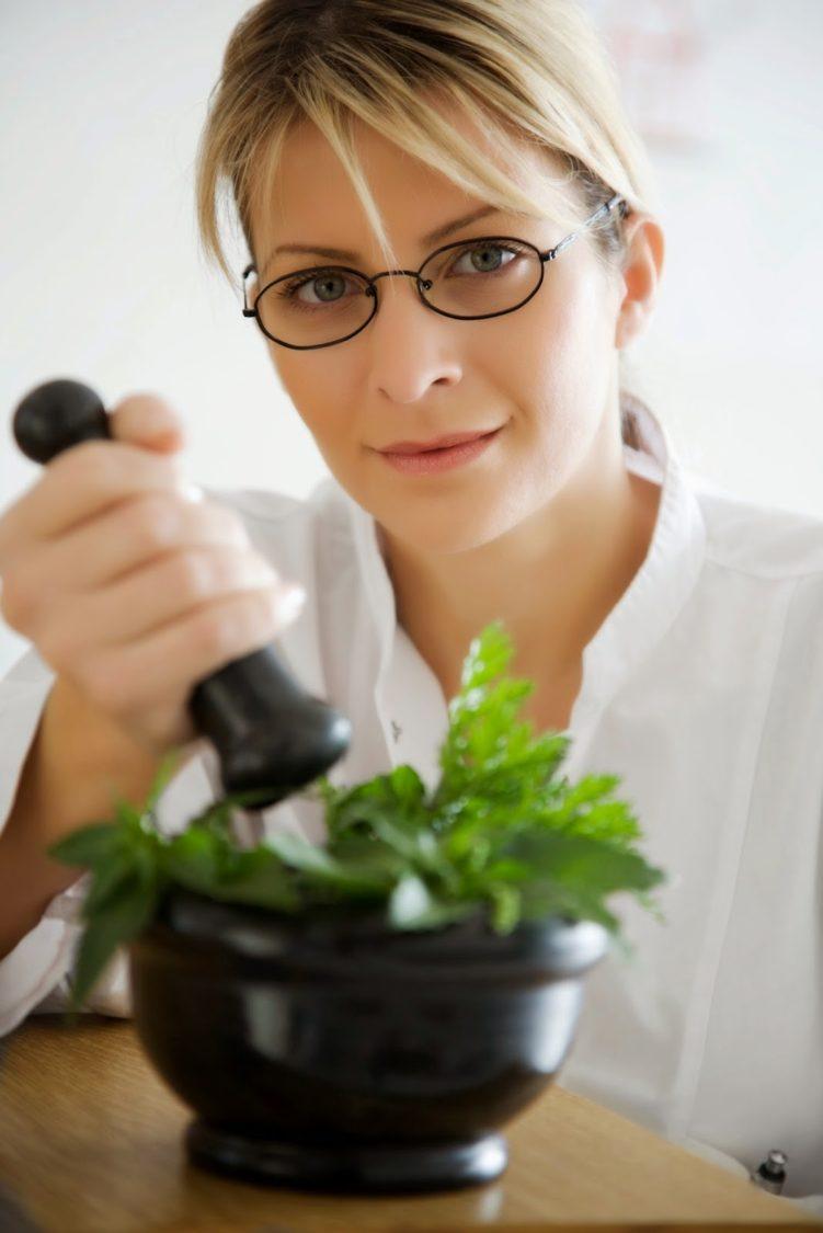 scientist and herbal