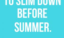 slim-down-before-summer