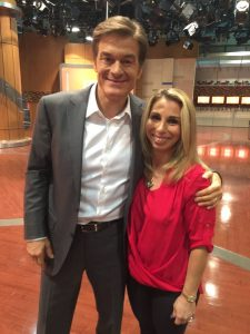 stacey chillemi with dr oz