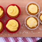 sugar-free-mango-filled-vegan-cupcakes