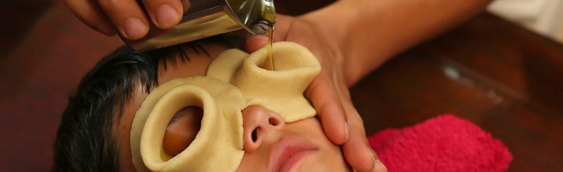 Ayurvedic Eye Treatments