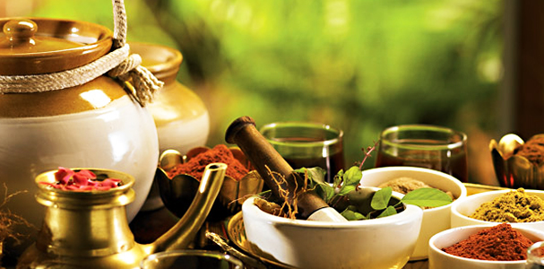 Ayurveda treatment