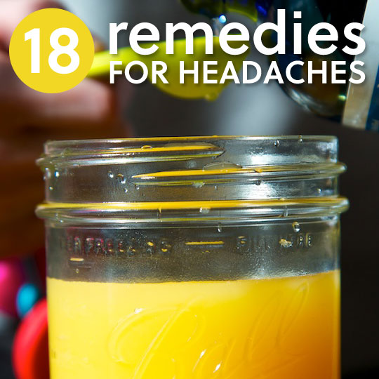 Natural Remedies For Weather Related Headaches