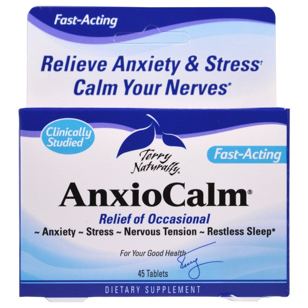 AnxioCalm: a natural and effective way to finally relax