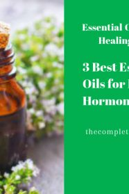 3 Best Essential Oils for Balancing Hormones