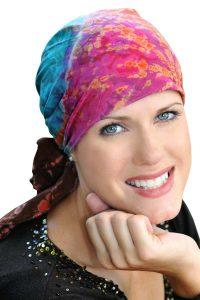 cotton-batik-tie-dye-head-scarf-cancer-scarves