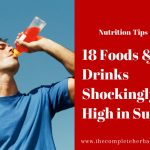 18 Foods Drinks Shockingly High in Sugar