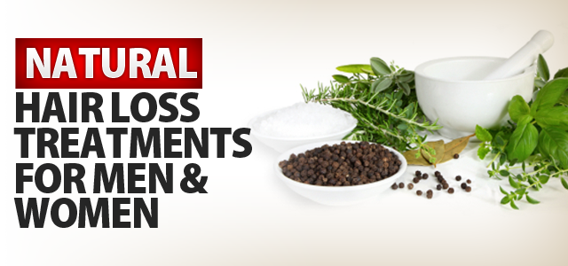 Treatment Hair Loss Best For Natural