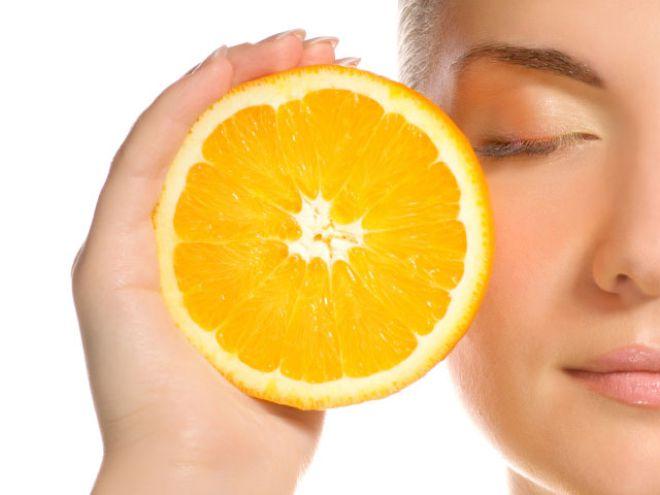 Vitamin C for spots