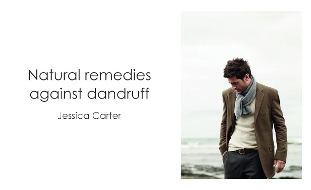 Natural remedies against dandruff