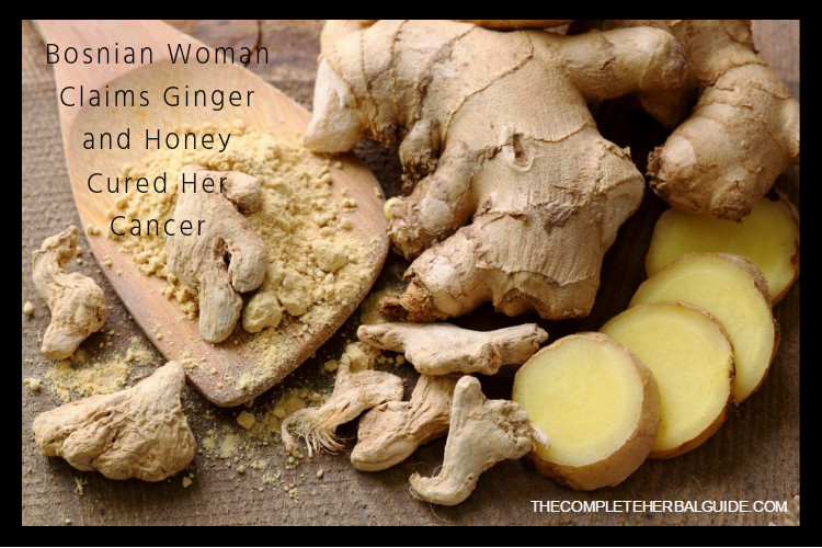 Bosnian Woman Claims Ginger and Honey Cured Her Cancer