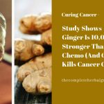 Study Shows Ginger Is 10,000x Stronger Than Chemo (And Only Kills Cancer Cells)