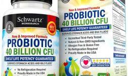SCHWARTZ BIORESEARCH Probiotic 40 billion CFU