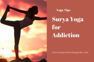 Surya Yoga for Addiction