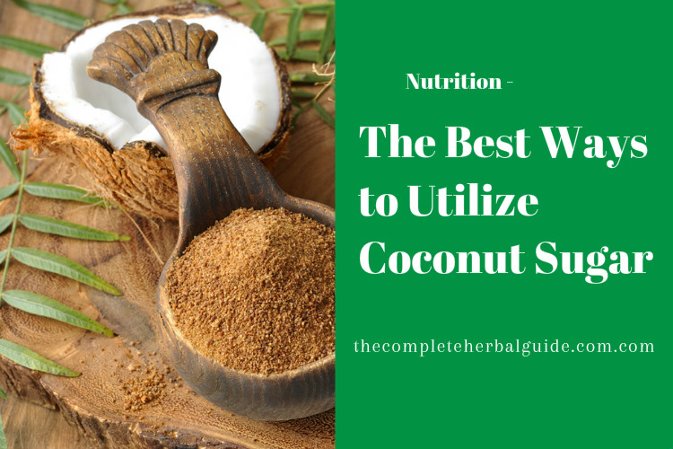 The Best Ways to Utilize Coconut Sugar