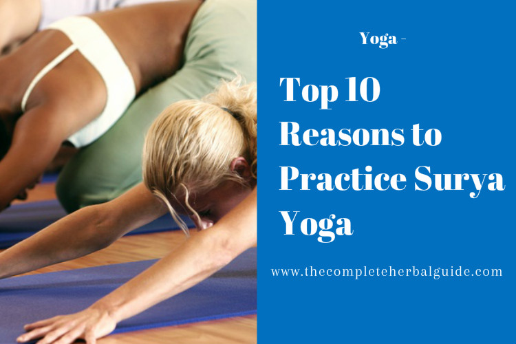 Top 10 Reasons to Practice Surya Yoga