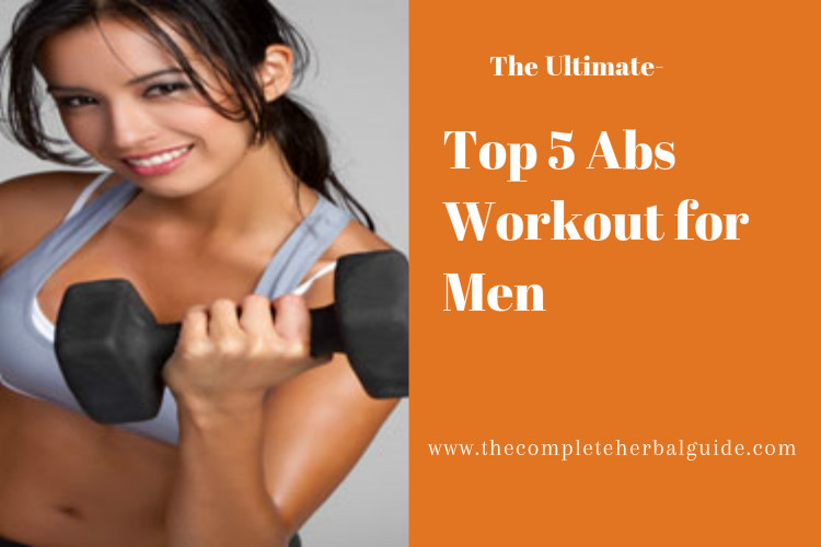Top 5 Abs Workout for Men