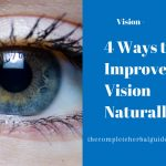 4 Ways to Improve Vision Naturally