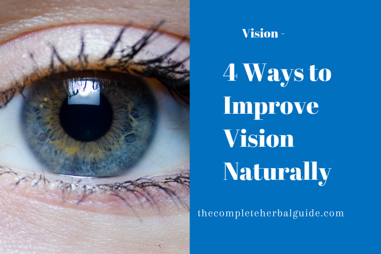 4 Ways to Improve Vision Naturally