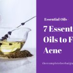 7 Essential Oils to Fight Acne