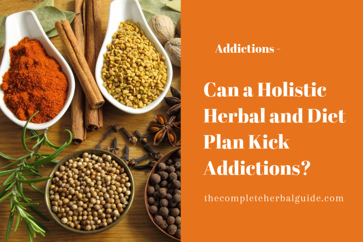 Can a Holistic Herbal and Diet Plan Kick Addictions