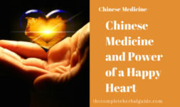 Chinese Medicine and Power of a Happy Heart