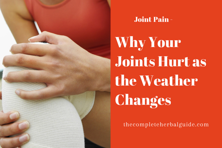 Why Your Joints Hurt as the Weather Changes